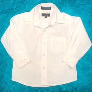 Dockers boys collared button down dress shirt